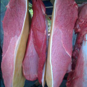 Thịt đùi có da để nướng