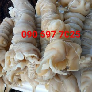 Gân cuộn- Chân bò rút xương