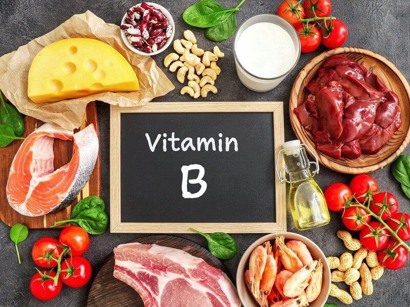 Thịt bò là thực phẩm giàu vitamin B tốt cho cơ thể